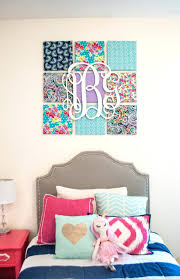 wall art teenage girls room