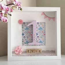 little girls birthday gift personalised age box picture frame wall art home living by evieglittersparkles on etsy  on personalised framed wall art uk with little girls birthday gift personalised age box picture frame wall