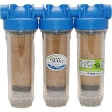 Mayer Özel Reçineli Su Arıtma Cihazı 1 Takım Filtreli Fiyatı