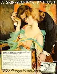 sex in advertising 1916 ladies home journal version of the famous seduction based ad by helen lansdowne resor at j walter thompson agency
