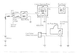 fuel pump relay issues yotatech forums trace the circuit from the pump back and see where the voltage drops 4crawler com 4x4 cheaptri shtml fuelpump