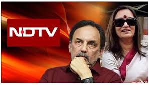NDTV promoters Prannoy, Radhika Roy move HC challenging SEBI show-cause  notice for insider trading