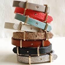 amazing leather strap bracelet strap bracelet