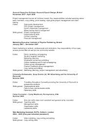 How To Write A Cv Bristol University   Resume Writer Certification