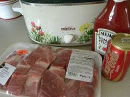 Cooked Barbecue CountryStyle RibsRecipe Country Style Ribs Crock Pot