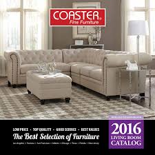 2016 Living Room Catalog by Coaster pany of America issuu