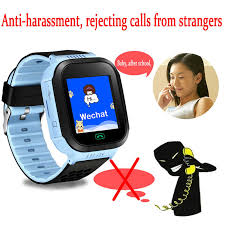 <b>BANGWEI Children</b> Phone Watch <b>Child</b> LBS <b>Positioning</b> Remote ...