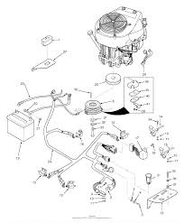 Diagram scag stc52a 23ka tiger cub sn parts wiring s le physical layout wires electrical system 1224