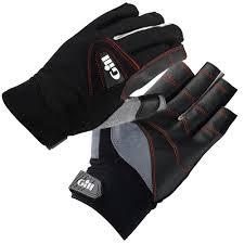 Gill Sailing Gloves Size Chart Gill Short Finger Championship Gloves