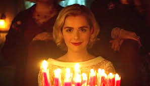 Image result for chilling adventures of sabrina season 1