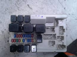 nissan 350z 2003 to 2007 fuse box petrol manual for 1 2