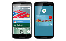 for customers of wells fargo who are ready to use android pay today is your day starting now you can upload your credit and debit card info into android