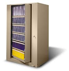 Rotary File Cabinets X2 Times 2 Chart Pro Systems How To