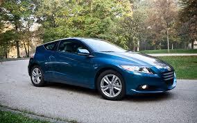 2011 Honda CR-Z EX W/Navigation - Editors' Notebook - Automobile ...