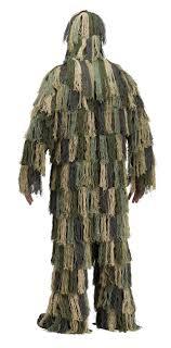 Ghillie Suit Size Chart Ghillie Suit
