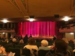 Nyack Levity Live Seating Chart Shubert Theatre Seating Chart View From Seat New York