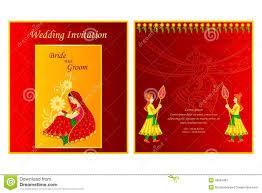 indian wedding invitation card stock vector image 48581901 Indian Wedding Card Free Vector indian wedding invitation card stock vector indian wedding card design vector free download