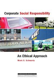 corporate social responsibility broadview press corporate social responsibility an ethical approach written