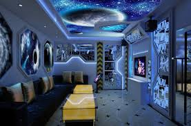 Outer Space Bedroom Decor Artistic Space Themed Home Decor Breakingdesignnet