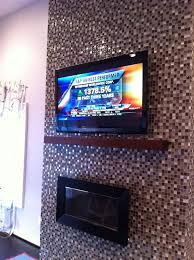 photo of tv mounting solutions frisco tx united states tv mounted over