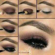 15 super easy makeup tutorials you can try eyemakeupdark