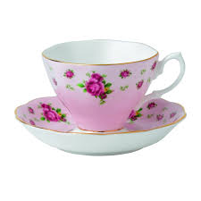 teacup  saucer amazoncouk kitchen  home