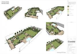 Small Picture Garden Design Northamptonshire Contour Garden Design