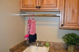hang a closet rod after hanging closet rod closet rod