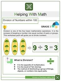 Move your mouse over a lesson to preview it. Division Word Problems Worksheet 1 Helping With Math