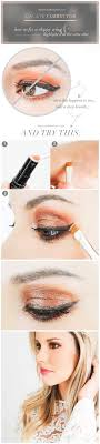 eye makeup cheat sheets that everyone will wish they had years ago cat eye perfector