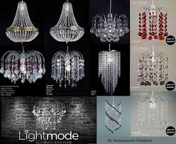 chandelier style ceiling light lamp shade droplet pendant acrylic crystal bead