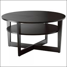 lacquer coffee table ikea luxury vejmon coffee table black brown ikea