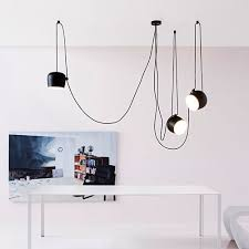flos lighting usa. aim multipoint pendant light by erwan bouroullec from flos lighting flos usa a