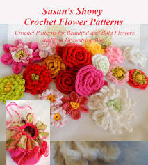 Free Crochet Flower Patterns Inspiration Susan's Hippie Crochet Free Crochet Pattern Here With My