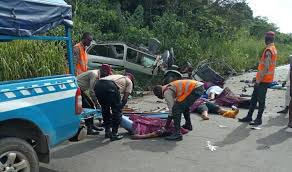 Average of 12 people died daily in 2019 road accidents across Nigeria