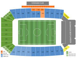 Toyota Stadium Football Seating Chart Toyota Stadium Formerly Fc Dallas Stadium Seating Chart