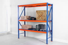 the best garage shelving options for