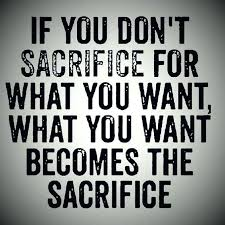Quotes About Sacrifice Beauteous Love Is A Sacrifice Quotes Auscampys Quotes Of Life