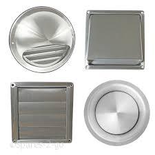 kitchen extractor fan wall vent ideas