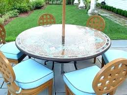 patio table cover with umbrella hole patio table covers round s fitted patio table cover with patio table cover
