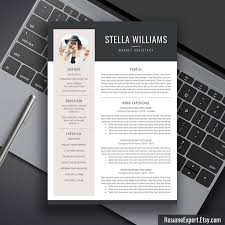 professional resume template cv template cover by resumeexpert hrhandbook proffesional resume templates
