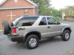 Blazer chevy blazer 2002 : Light Pewter Metallic 2002 Chevrolet Blazer LS ZR2 4x4 Exterior ...