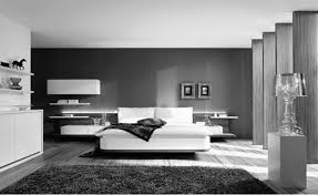 Modern Gray Bedroom Modern Gray Bedroom