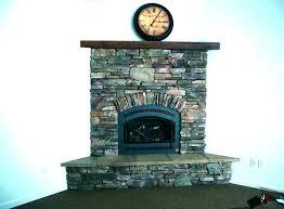 fireplace stone work corner fireplace insert stonework small corner small corner fireplace very small corner electric