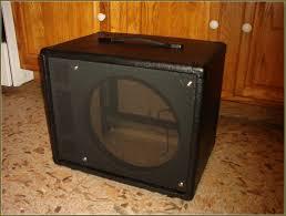 diy guitar speaker cabinet