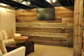Rustic Basement Ideas Interesting Modern And Reclaimed Design