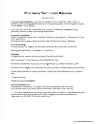 Pharmacy Technician Resume Pharmacy Technician Resume Pharmacy