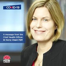 I had a call recently with an agent from us health advisors, who took me through a long presentation. A Message From The Chief Health Officer Dr Kerry Chant Psm Update