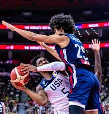 Theatre mode (alt+t) fullscreen (f) Usa Basketball Loses To France In Fiba World Cup Quarterfinals Stunner