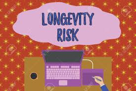Text Sign Showing Longevity Risk Business Photo Showcasing Potential